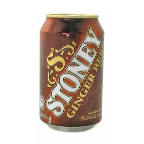 Stoney Ginger Beer 330ml can