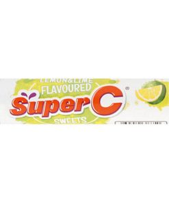 Super C Lemon & Lime Roll
