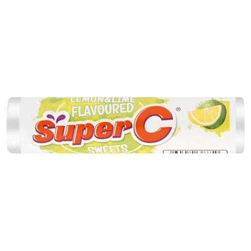 Super C Lemon & Lime Roll