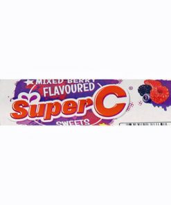 Super C Sweets Mixed Berry Roll