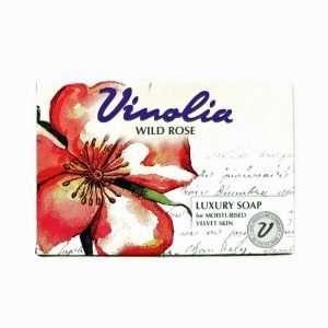 Vinolia Soap Wild Rose 125g bar