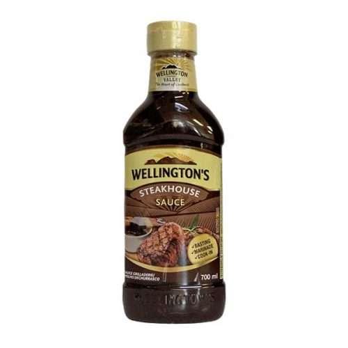 Wellington's Steak-House Sauce 700ml