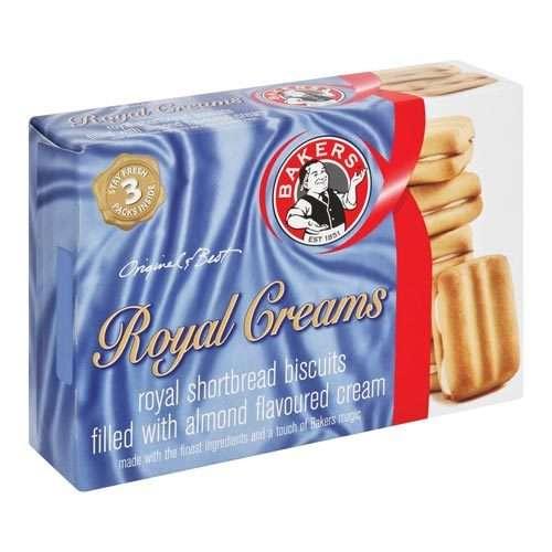 Bakers Royal Creams