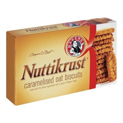Bakers Nuttikrusts