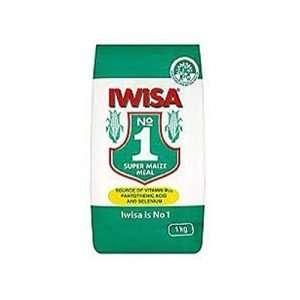 Iwisa Maize Meal 1kg bag