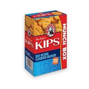 Bakers Biltongs Kips 200g pack