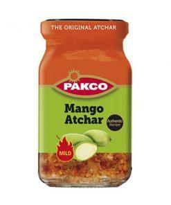 Pakco Atchar Mango mild (grated) 385g jar