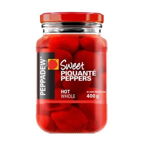 Peppadew Hot 400g jar