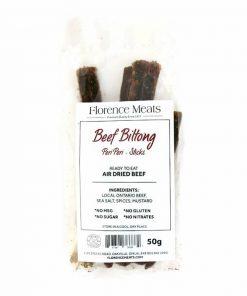 Beef Biltong Peri Peri Sticks 50g