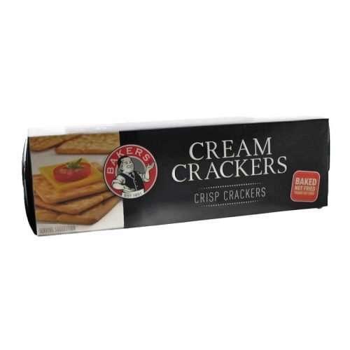 Bakers Cream Crackers