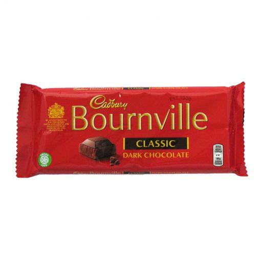 Cadbury Bournville Classic dark chocolate 180g