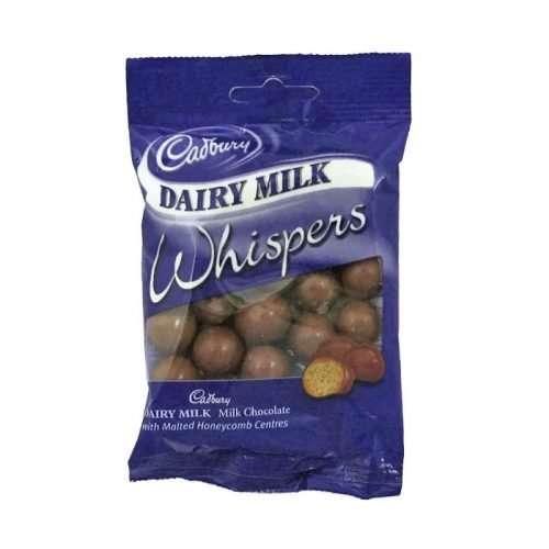 Cadbury Whispers 65g bag