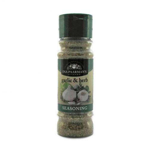 Ina Paarman Seasoning Garlic & Herb 200ml jar
