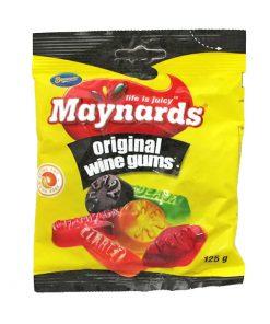 Maynards Original Wine Gums 125g bag