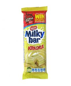Nestle Milky Bar Krackle 80g bar