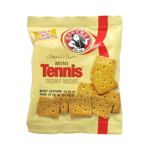 Bakers Tennis Mini 40g