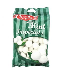 Wilson's Mint Imperials 200g bag