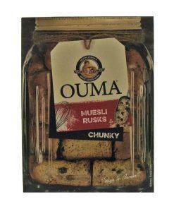 Ouma Muesli 1kg box