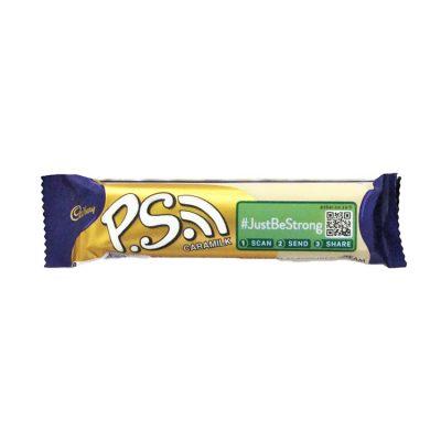 Cadbury P.S. Caramilk Mini bars