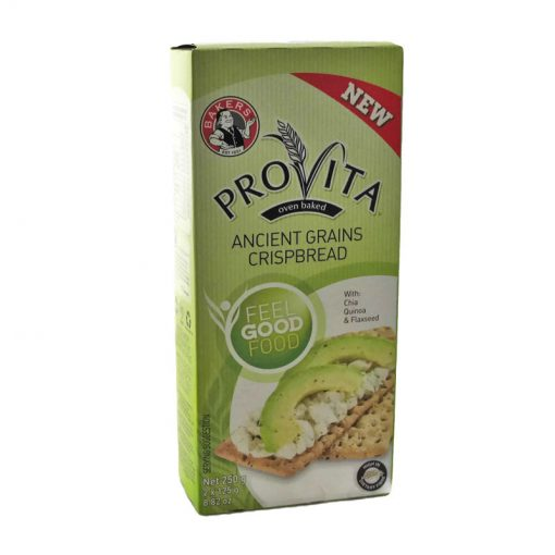 Bakers Provita Ancient Grains 250g pack