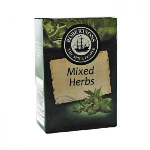 Robertsons Spice Mixed Herbs Refill 18g box