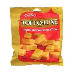 Wilson's Toff-O-Luxe Original 125g bag