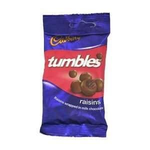 Cadbury Tumbles Raisins 65g packet