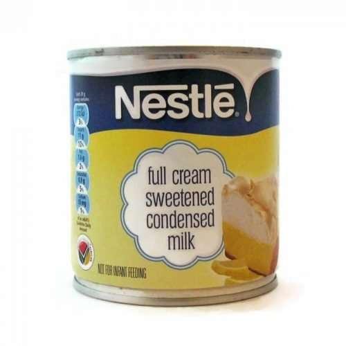 Nestle Gold Cross Full Cream Sweetened Condensed Milk 385g