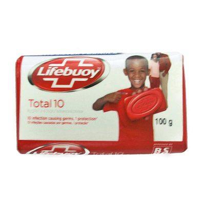Lifebuoy Soap Total 100g bar
