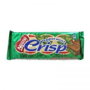 Nestle Peppermint Crisp 150g bar