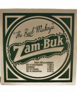 Zambuk Cream 60g tin