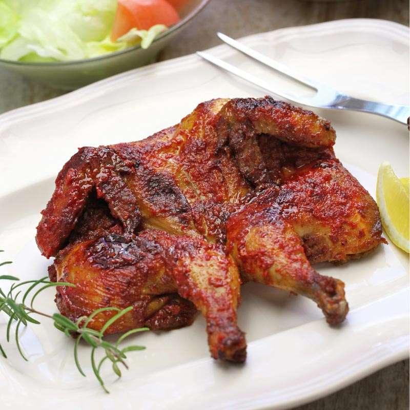 Peri Peri Portuguese Chicken