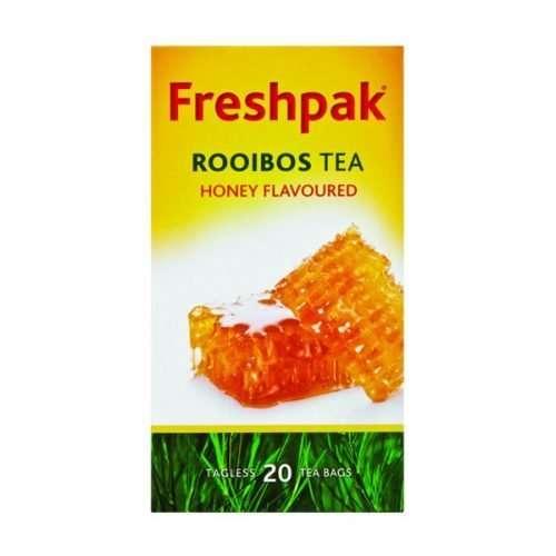 Freshpak Honey Rooibos teabags 20's