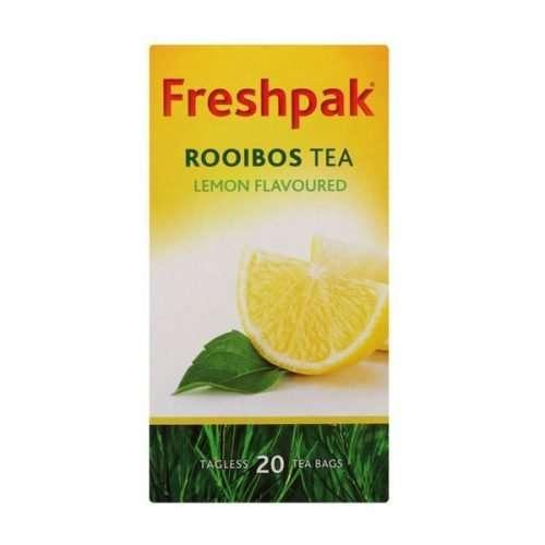 Freshpak Lemon Rooibos Teabags 20's