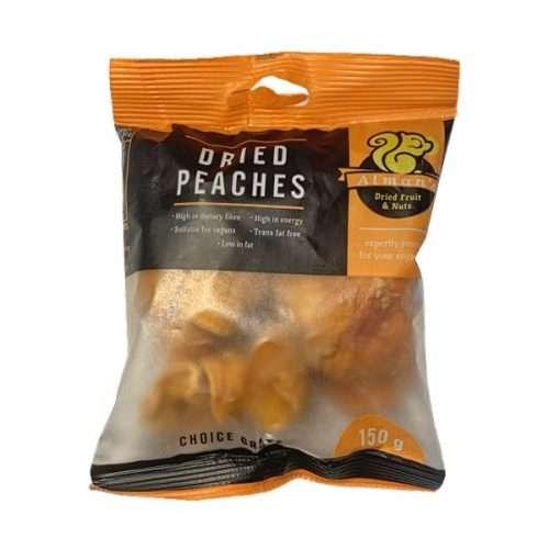Alman's Dried Peaches 150g