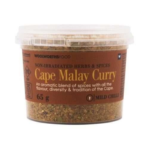 Woolworths Cape Malay Curry Powder-65g