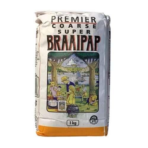 Premier Braaipap 1 kg bag