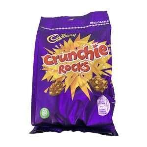 Cadbury Crunchie Rocks 110g packet