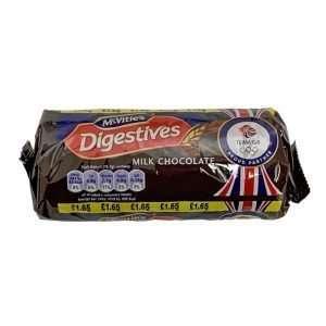 McVitie's Digestives Milk Chocolate 266g