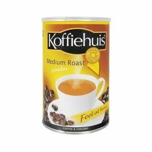 Koffiehuis Medium Roast Coffee 750g tin