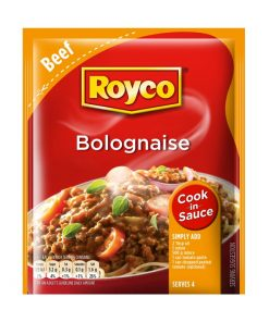 Royco Cook in Sauce Bolognaise 37g sachet