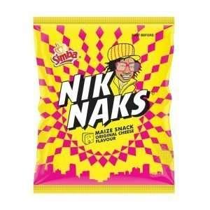 Simba Niknaks Cheesy 55g bag