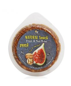 Tropical Treets Fit Fit Fig & Walnut Snack Bites 25g