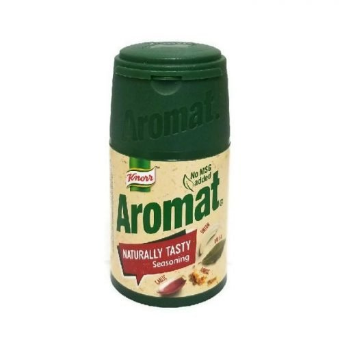 Knorr Seasoning Aromat Naturally Tasty Cannister 70g