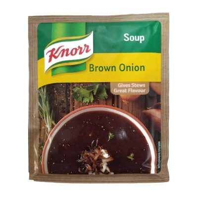 Knorr Soup Brown Onion 50g sachet