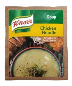 Knorr Soup Chicken Noodle 50g sachet
