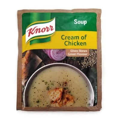 Knorr Soup Cream of Chicken 50g sachet