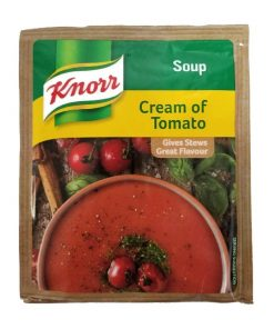 Knorr Soup Cream of Tomato 50g sachet