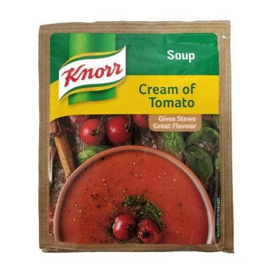 Knorr Soup Cream of Tomato 50g sachet