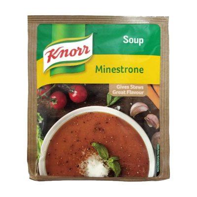 Knorr Soup Minestrone 50g sachet